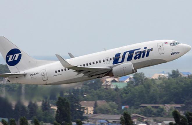 "Авиакомпании ""ЮТэйр"" и Turkish Airlines заключили код-шеринговое соглашение"