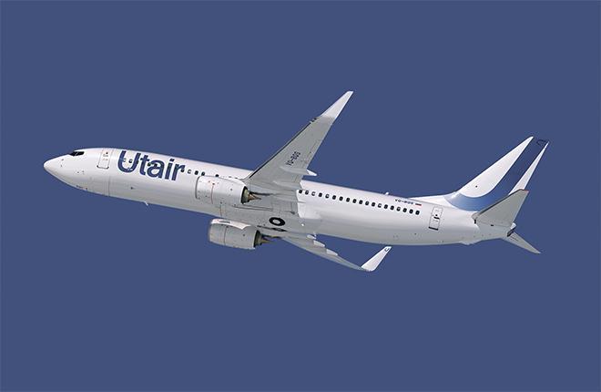 Авиакомпа-ния летает по 150 направлениям, более 60 из которых доступны только пассажирам «ЮТэйр».