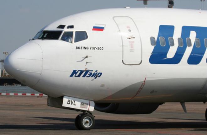 """""""ЮТэйр"""" и Air Moldova запустили совместный рейс Сургут – Кишинев"""