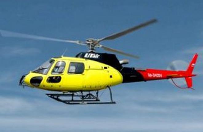В Якутии разбился вертолет Eurocopter AS-350 авиакомпании «ЮТэйр»