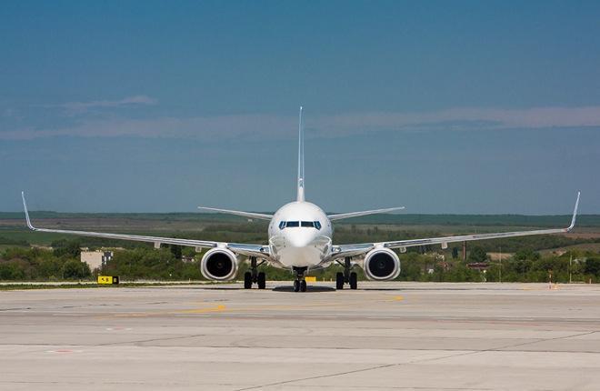 """Парк российского авиаперевозчика """"ЮТэйр"""" пополнил седьмой в этом году Boeing 737-800"""