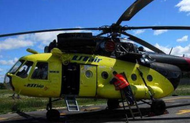«ЮТэйр-Инжиниринг» отремонтирует 74 вертолета Ми-8