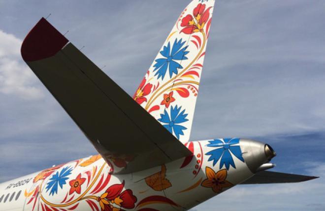 Самолет SSJ 100 купил заказчик из Казахстана