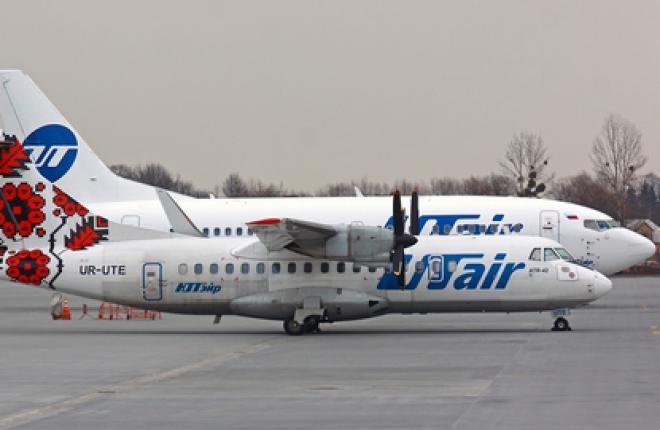 """Авиакомпания """"ЮТэйр-Украина"""" получает третий Boeing 737-800"""