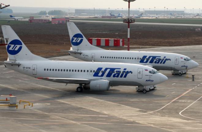 """Авиакомпания """"ЮТэйр"""" будет летать из Москвы в Краснодар дважды в день"""