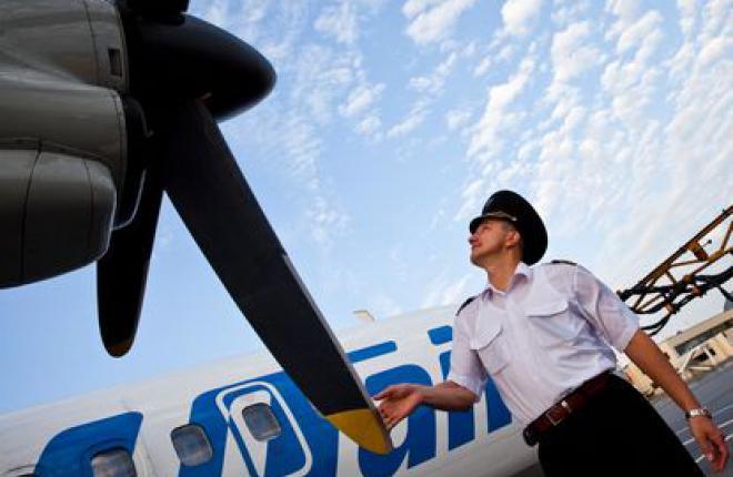 Российская авиакомпания «ЮТэйр» начала полеты в Минск