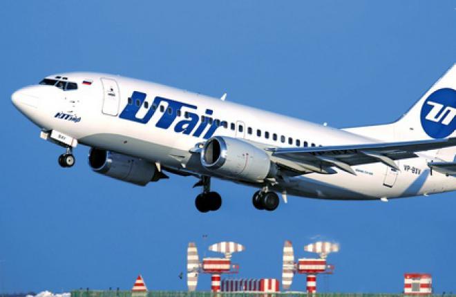 "Правительство предварительно одобрило 9,5 млн рублей госгарантий для авиакомпании ""ЮТэйр"""