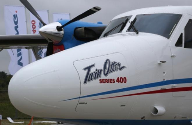 """""""Роснефть"""" покупает канадские самолеты Twin Otter"""