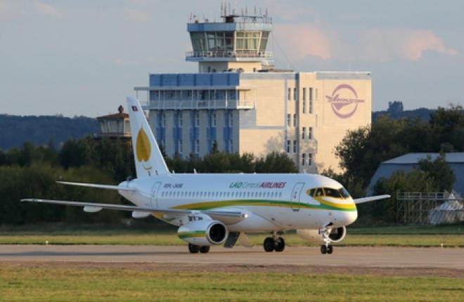 Авиакомпания Lao Central увеличит парк SSJ 100 до четырех бортов