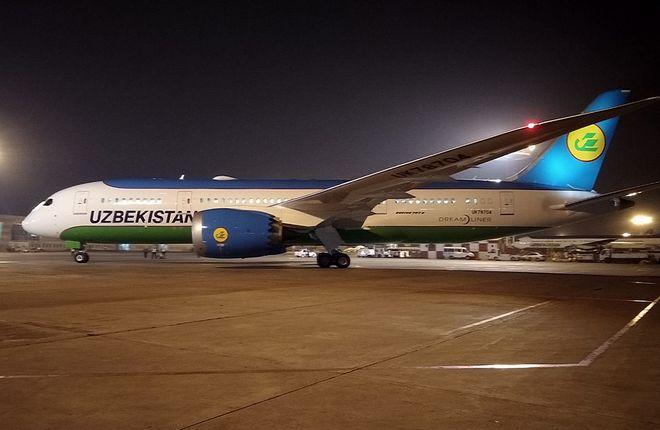 Uzbekistan Airways, Boeing 787
