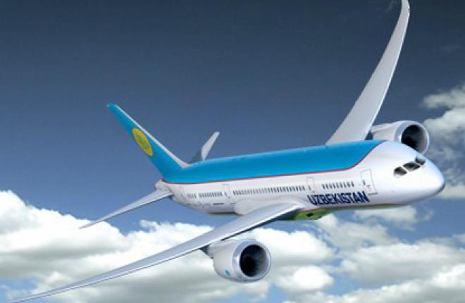 """Узбекистон хаво йуллари"" закупит два самолета Boeing 787 Dreamliner"