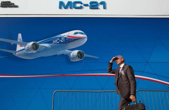 Потенциальные заказчики с нетерпением ждут МС-21