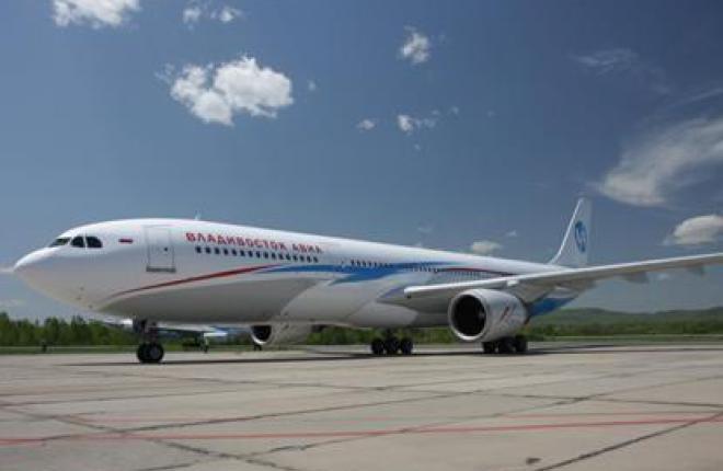 """Авиакомпания """"Владивосток Авиа"""" перевезла почти 550 тысяч человек"""
