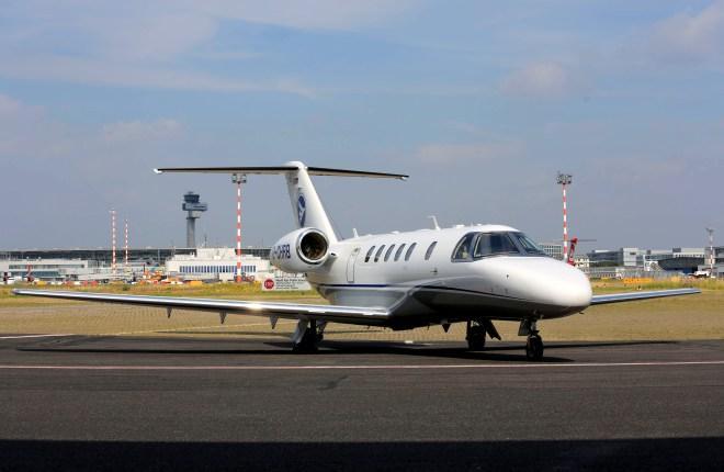 Hahn Air Cessna Citation CJ4