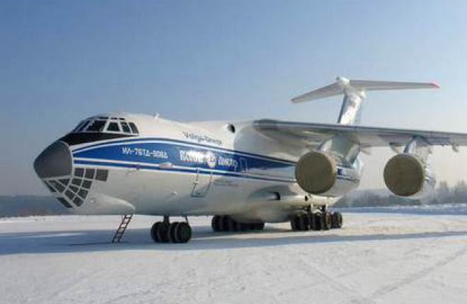 Авиакомпания «Волга-Днепр» получит очередной Ил-76ТД-90ВД