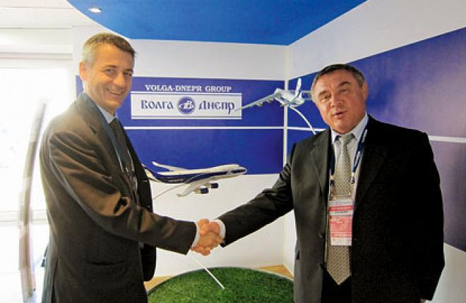 Карло Лольи (слева) и Виктор Шерин