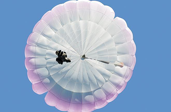 Новые парашюты могут начать поступать на вооружение в 2021–2022 гг.
