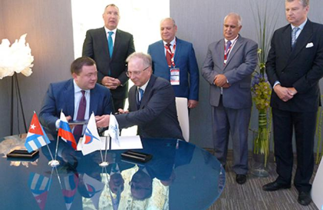 ВЭБ поможет ИФК поставить SSJ 100 в Европу (Сергей Сергеев)