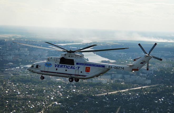 Свою версию о попытке обанкротить вертолетную компанию представил ее гендиректор Владимир Скурихин