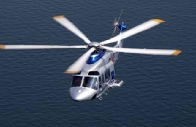 "Авиакомпания ""ЮТэйр"" начинает эксплуатацию вертолетов AW139"