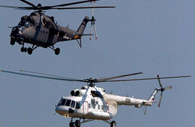 Несмотря на разнообразие предложения, основные поставки приходятся на вертолеты