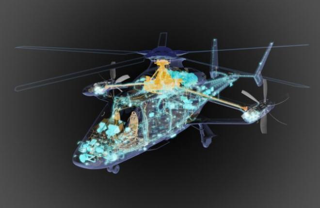 Скоростной вертолет-демонстратор Racer