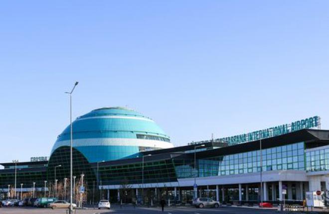 Аэропорт Астаны удвоит пропускную способность