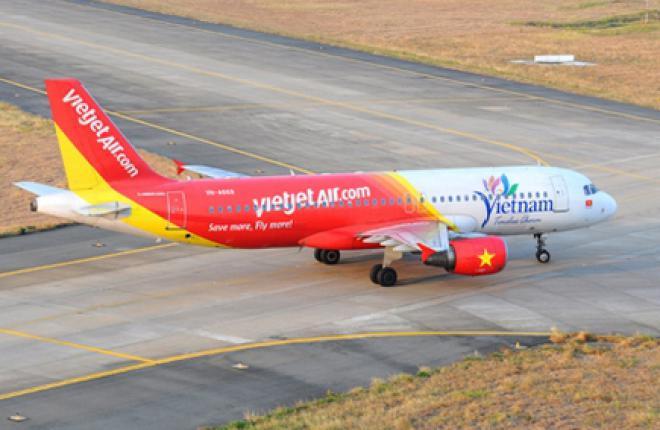 Лоукостер VietJetAir откроет регулярное сообщение с Владивостоком
