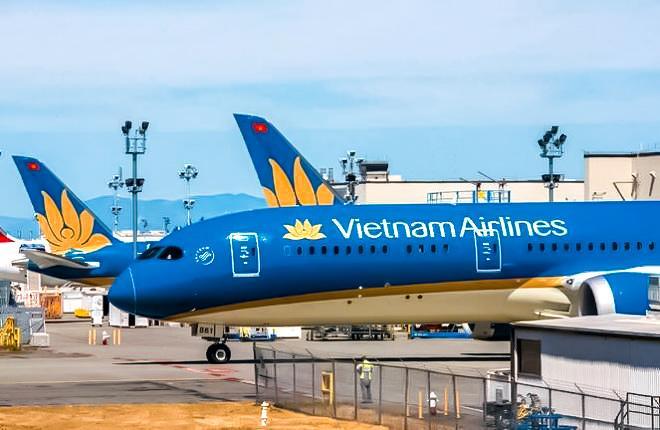 Самолеты Vietnam Airlines