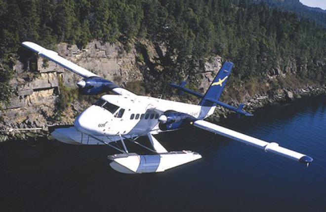 Самолет DHC-6 Twin Otter Series 400 получил сертификаты FAA и МАК