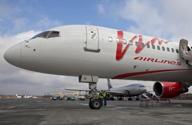 """Авиакомпания """"ВИМ-авиа"""" возобновляет полеты в Европу"""