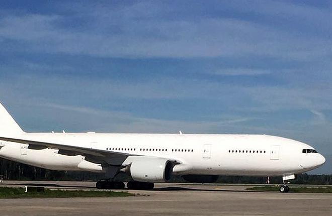 """""""ВИМ-авиа"""" ввела в парк четвертый самолет Boeing 777"""
