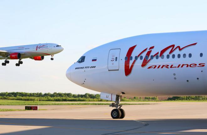 """Три самолета Boeing 777 авиакомпании """"ВИМ-авиа"""" вернутся в Россию"""