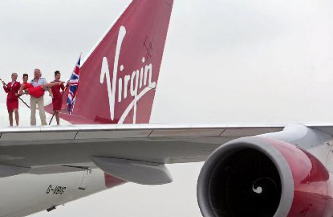 Авиакомпания Virgin Atlantic планирует совершать полеты из Лондона в Москву