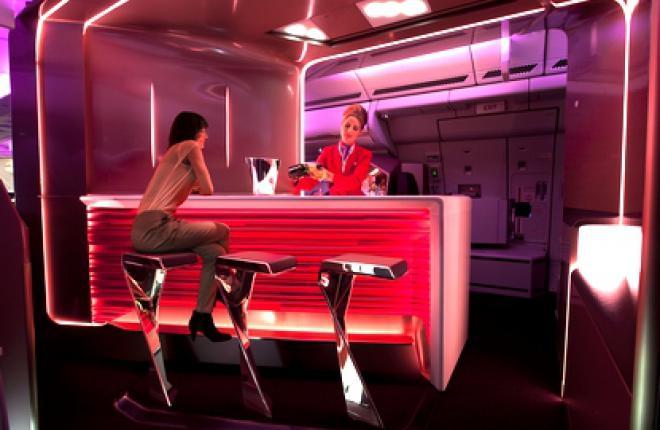 «Трансаэро» начала продажу билетов на рейсы авиакомпании Virgin Atlantic