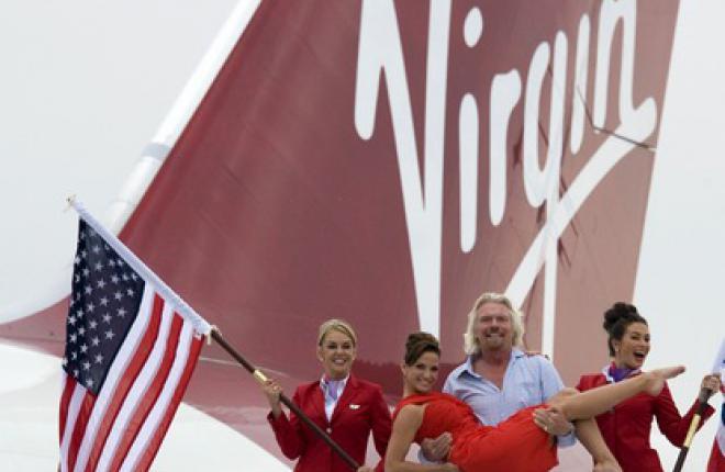 Авиакомпания Delta Air Lines договорилась о покупке 49% акций Virgin Atlantic