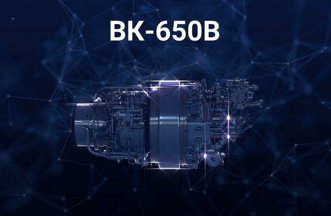 Вертолетный двигатель ВК-650В прошел макетную комиссию