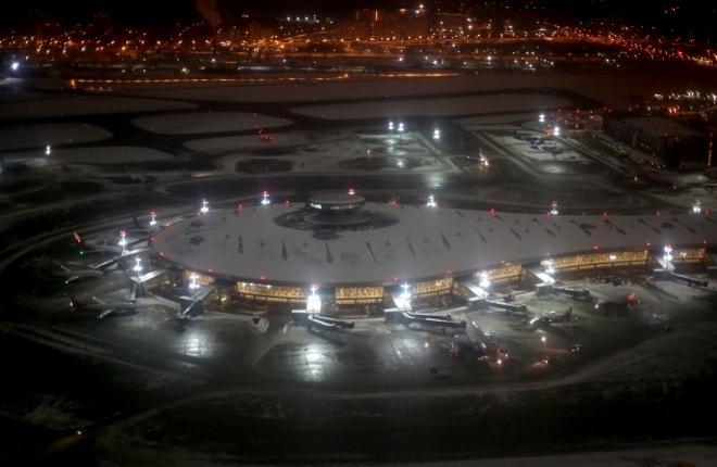 Темпы роста совокупного пассажиропотока аэропортов МАУ ускорились в апреле