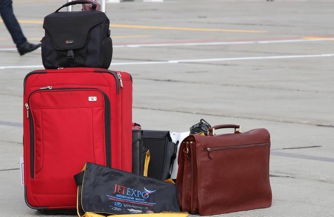 Багаж и ручная кладь в аэропорту