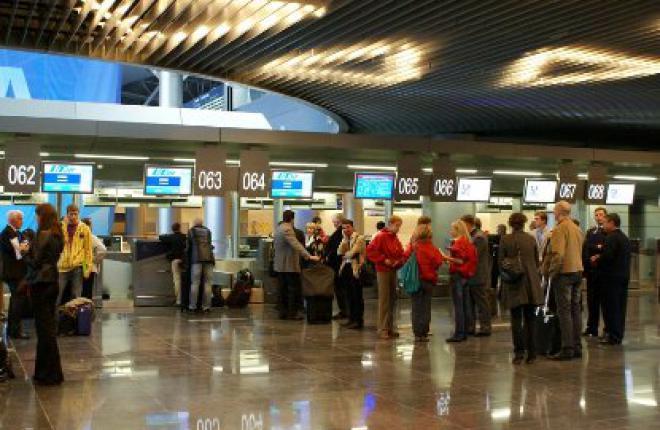Аэропорт Внуково в первом полугодии 2012 г. обслужил 4,208 млн человек