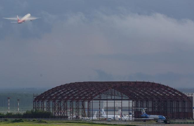 Международные пассажиры вернули себе первенство в московские аэропортах