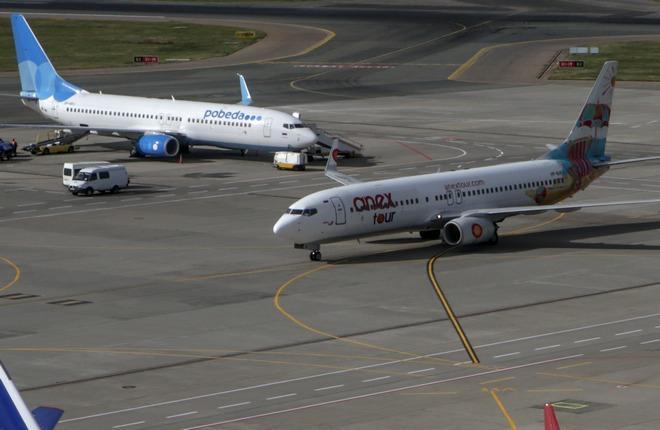 самолеты Boeing 737NG