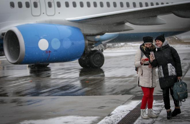 "Пассажиры авиакомпании ""Победа"" получат Wi-Fi на борту"