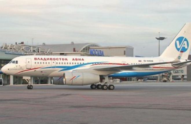 """Авиакомпания """"Владивосток Авиа"""" открывает рейсы из Москвы в Улан-Удэ, Читу, Сочи"""
