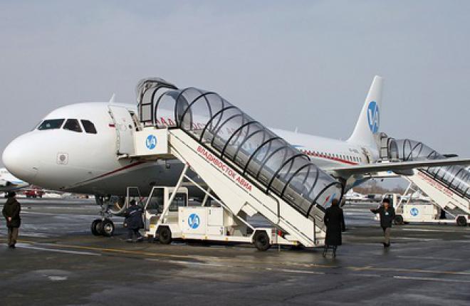 """Авиакомпания """"Владивосток Авиа"""" зимой будет обслуживать восемь внутренних маршру"""