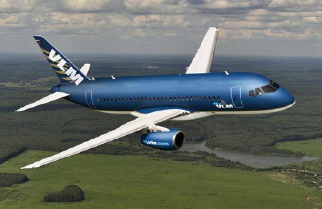 Самолет Sukhoi Superjet 100 нашел первого заказчика в Европе
