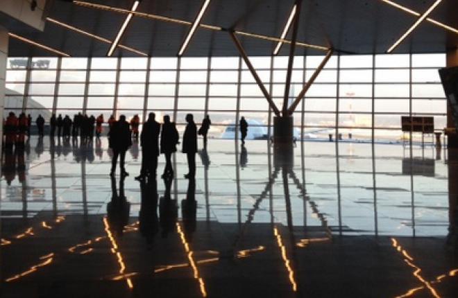 Во Внуково открыли вторую очередь терминала А