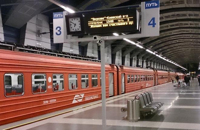 Аэропорт Внуково получит станцию метро к свому 80-летию