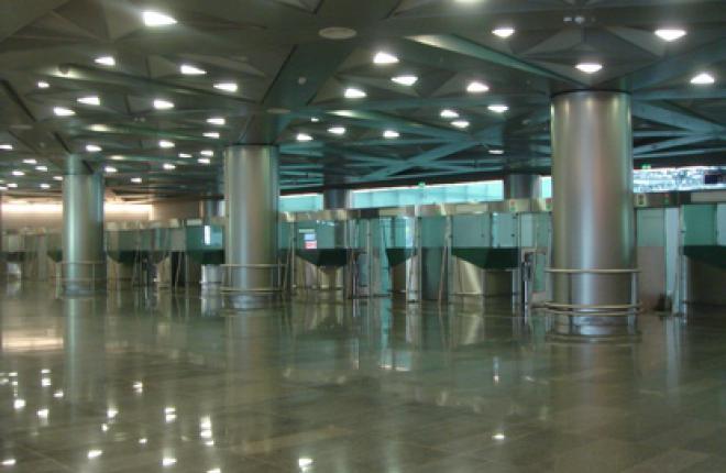 В Терминале А аэропорта Внуково проведена проверка пункта пропуска