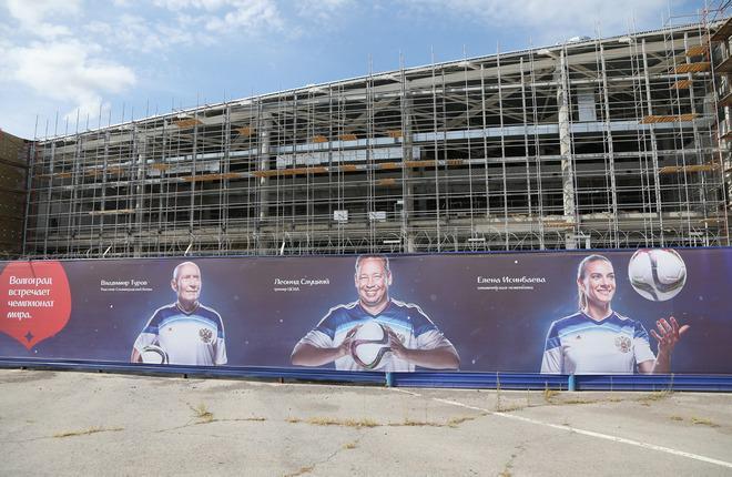 К чемпионату мира 2018 г готовы только четыре российских аэропорта
